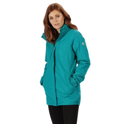 Blanchet II Waterproof Insulated Jacket Shoreline Blue